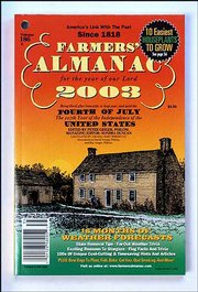 Heavy snow and colder-than-normal temperatures will cover much of the country this winter, according to this year's edition of The Farmers' Almanac. The 186-year-old almanac goes on sale Tuesday.