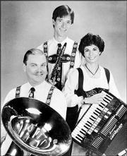 The Alpen Spielers, a polka band that has toured Europe, will play Saturday afternoon at Oompahfest in South Park. The German festival is from 11 a.m. to 5 p.m.
