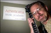 Thom Alexander is founder and executive director of the Americana Music Academy, 745 N.H., a non-profit teaching organization dedicated to helping foster the regional musical community.