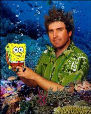 "Steve Hillenburg, creator of ""SpongeBob SquarePants,"" is taking the underwater cartoon to the big screen. A SpongeBob movie is scheduled for release in 2004, and Hillenburg says ""it&squot;s gonna be long and hopefully funny."""