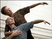Muriel Cohan and Patrick Suzeau, winners of the Phoenix Award for Performing Arts, teach young dancers at Kansas University and continue to perform and tour with the Cohan/Suzeau Dance Company, which they founded together.