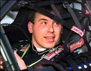 Rookie Ryan Newman won his fifth pole of the season Friday at North Carolina Speedway.