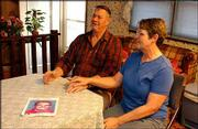 The last time Harold and Alberta Leach of Linwood saw their son, Randy, was the morning of April 15, 1988. He disappeared after attending a party that night. The Leaches are pleased that the Leavenworth County Sheriff's Office and the Kansas Bureau of Investigation are renewing efforts to solve their son's disappearance.