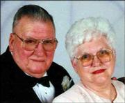 "George ""Pete"" Wallace and Wyona Chandlee were found slain in their home at 1530 Learnard Ave. on July 10. Damien Lewis was accused of the killings, charged with capital murder, the first in Douglas County since the death penalty was reinstated in Kansas in 1994."