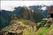The lost Inca city of Machu Picchu was rediscovered in 1911. Among the myriad archaeological treasures in Peru, Machu Picchu -- elevation 9,000 feet -- is the grandest.