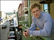 Robert Redford, seen on Main Street in Park City, Utah, usually likes to keep a low profile so his own star power does not distract from the Sundance Film Festival, which he founded. Some years, he has not even attended the festival if he was busy shooting a movie.