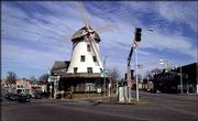 Bevo Mill, an authentic windmill built by August A. Busch Sr. and opened in 1917 as a restaurant, is in south St. Louis. The area used to be solidly German, but now is the center of the Bosnian community in St. Louis, which has brought new life to a dying neighborhood.