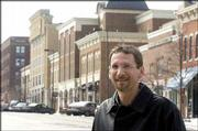 Dennis Enslinger, who developed the Downtown Design Guidelines to preserve the character of downtown and oversaw the city's historic preservation efforts in recent years, is leaving Lawrence for a planning job in Independence, Mo.