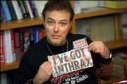 Jello Biafra will offer his unique take on current events during a spoken-word performance Saturday at Liberty Hall.