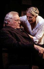 "Brian Dennehy and Vanessa Redgrave star in the Broadway revival of Eugene O&squot;Neill&squot;s ""Long Day&squot;s Journey into Night."" The play is among those being considered for Tony Award nominations."