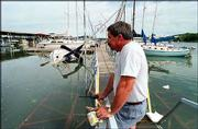 "Bob Best, owner of Lake Perry Yacht & Marina, said safety concerns and rising insurance costs were among the reasons for canceling the Fourth of July fireworks. ""This is kind of like losing your kid,"" he said Wednesday."