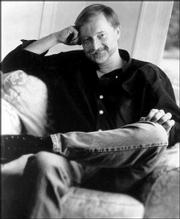 """Erik Larson, author of """"Devil in the White City,"""" published by Crown."""