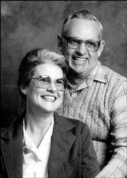 Frances and Don Hickey