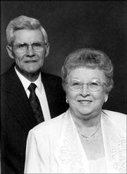 B.J. and Charlotte Robinson
