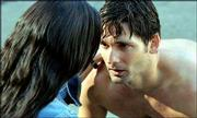 "Jennifer Connelly, left, and Eric Bana star in ""The Hulk."""