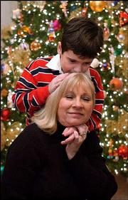 Bobbi Manning believes thimerosal caused her son Michael's autism.