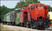 The Midland Railway will once again stage rides this weekend to raise funds for the extension of the railway to Ottawa. A $365,544 federal grant also will go toward the project.