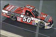 Greg Biffle drove the No. 50 truck to the Truck series title in 2000.