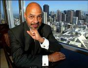 The American Bar Assn. on Monday will make Dennis Archer its first black president since its founding more than 125 years ago.