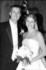 Geoffrey and Lindsay Todd