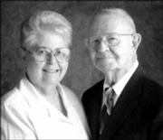 Kathleen and Edwin Turner in 2003