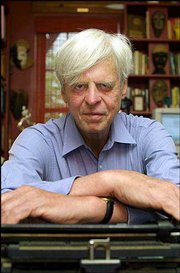 Author and editor George Plimpton