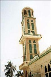Special to the Journal-World A mosque in St. Louis, Senegal