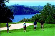 The Lake of the Ozarks region features dozens of golf courses open to the public, plus private clubs.