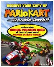 Nintendo announces pre-order campaign for Mario Kart: Double Dash