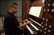 Organist Sabin Levi will be one of eight participants in Israel's first International Organ Festival next month. Levi says he hopes to help popularize organ music in a country that has had little exposure to it.