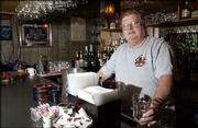 Gary Bartz is owner of Don's Steak House, 2176 E. 23rd St., which has been open for 38 years. Bartz said Thursday that the key to his success has been hard work, long hours and knowing what customers want.