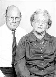 Harold and Mary Conner