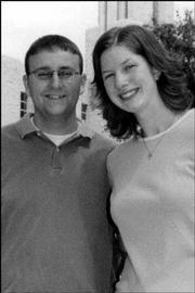 Darin Hansen and Kara Mark