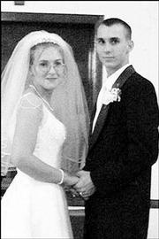 Christina and Christopher Parker