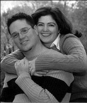 Stephen Jones and Cathy Bartlett
