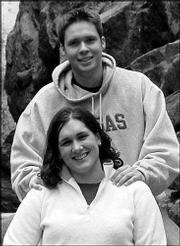 Kelly Foerster and John Mulvihill