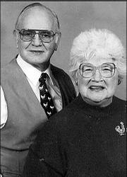 Clifford and Dora Ikenberry