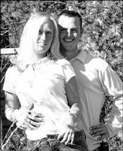 Jessica Teague and Casey Stewart