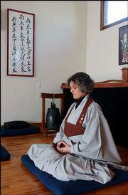 Judith Roitman has practiced meditation since 1976.