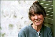 "Anne Tyler, author of ""The Amateur Marriage,"" published by Knopf."
