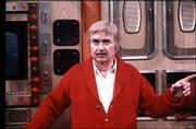 Bob Keeshan appears in character as Captain Kangaroo on the television show's set Oct. 19, 1981, in New York. Keeshan, who entertained and educated generations of children, died Friday, at 76, of a long illness.