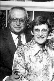 Raymond and Laverne Deay
