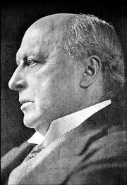 "Former KU English professor Floyd Horowitz, using computer analysis of texts, has identified and edited 24 previously uncredited stories by American writer Henry James, shown above. Horowitz is editor of ""The Uncollected Henry James,"" a new anthology of unpublished stories by James."