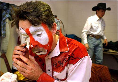 Rodeo Clown Faces http://www2.ljworld.com/photos/2004/feb/02/44646/