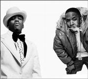 Atlanta hip-hop act Outkast is nominated for six Grammys, including Album of the Year and Record of the Year.