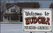 As Eudora grows, so does the need to keep up with the community's infrastructure. Officials in the town are exploring possibilities for an excise tax on new development -- a move that likely would add about $1,000 to the cost of a typical residential lot. The proceeds would go toward transportation projects.