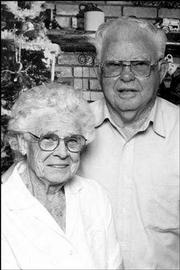 Mae and Charles Hoffman
