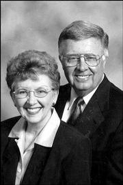 Carol and Cliff Wallace