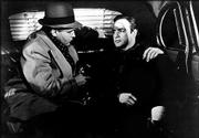 "Marlon Brando plays in a scene with Rod Steiger, left, in this image from the 1954 movie ""On the Waterfront."" Brando, who revolutionized American acting with his Method performances and went on to create the iconic character of Don Vito Corleone in ""The Godfather,"" died Friday. He was 80."