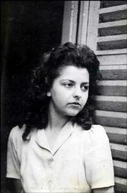 Madeleine Riffaud, pictured in August 1944, was a member of the French Resistance. She killed a Nazi to avenge a friend's death.
